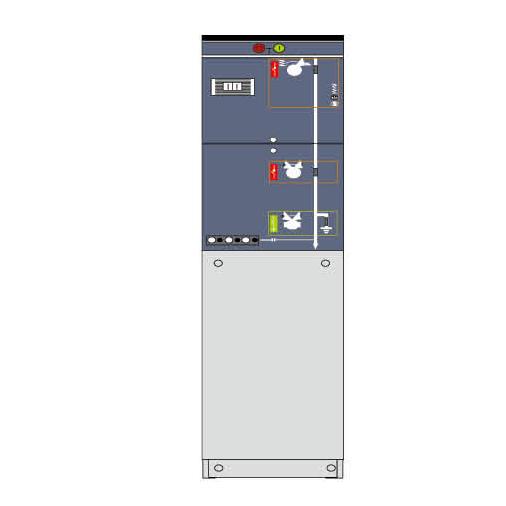XLM16-24全绝缘充气柜