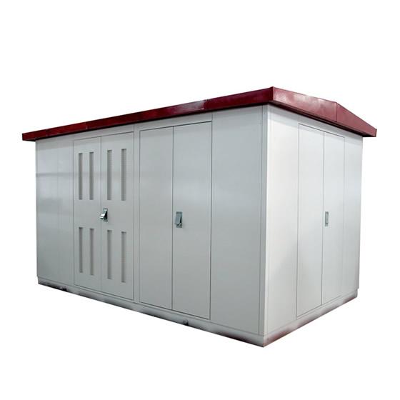 高压低压预装式变电站3