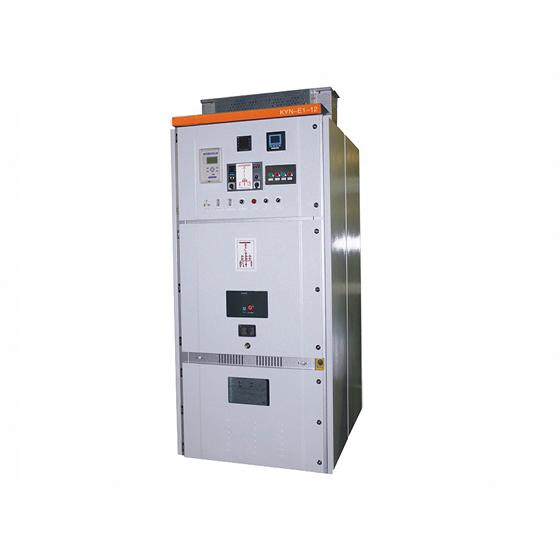 KYN-E1-12KV智能型金属铠装中置式开关柜