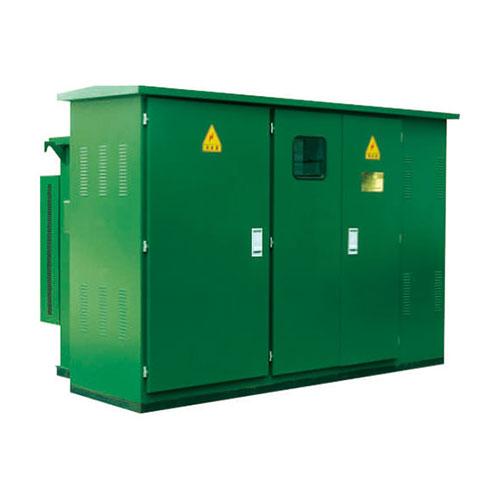 YB27-12美式预装箱式变电站