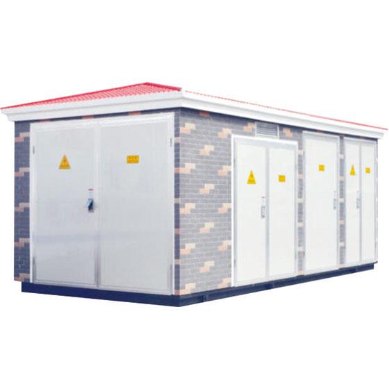 高低压预装式变电站11