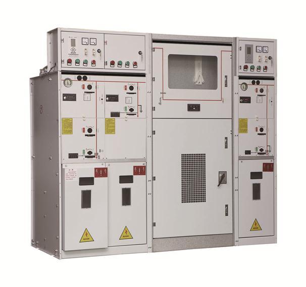 XLM16-12全绝缘充气柜