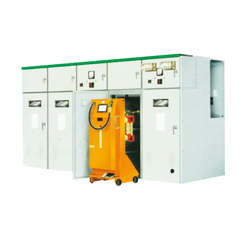 JYN2-12型户内移开式交流金属封闭开关设备