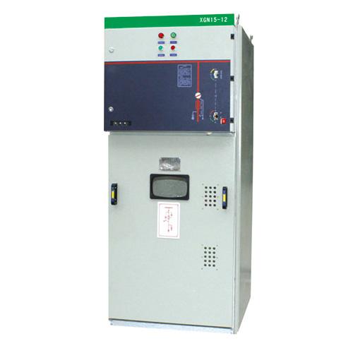 XGN15-12(SF6)型箱式固定式交流金属封闭开关设备